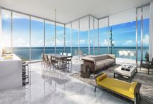 LATELIER MIAMI BEACH - INTERIOR / Live artfully in this translucent glass tower where light and open spaces become a gallery for your daily pursuits, L' Atelier residences are a modern work of art in which the glamour of South Florida and the exclusivity of Miami Beach come together.  Get more information at: Latelliermiamibeach.com