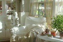 Bright Light Interior
