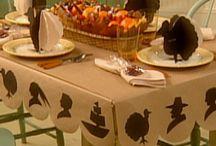 Thanksgiving ideas / by Kathy Stanton