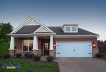Sutton A Elevation - Glenmary Commons / Jagoe Homes, Inc. Project: Glenmary Commons. Floor Plan: Sutton. Elevation: A, Louisville, KY. Lot 54.