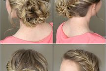 Hair and beauty / Hairstyles and makeup