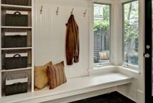 Laundry + Mud Rooms / by Bria White