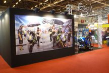 Ermax at Paris Motorcycle & scooter Show 12/2015 / Accessories