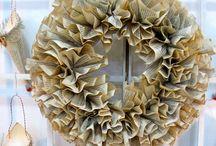 Diy wreaths / by Sarah O chic