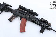 AK Gun Porn / You can never have enough AKs