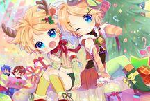 Christmas Vocaloid