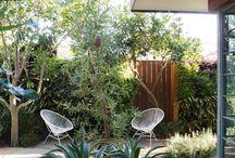 outdoor  interior living