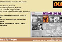 SOFTWARE / Software fabricado por mí, a la venta