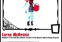 monster high inventory / dolls I own currently / by Juanita Haney