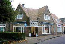 YOU! Laren / Burg.v.Nispen van Sevenaerstraat 19 | 1251 KE Laren | 035 - 538 8355 | laren@youbeautystores.nl |