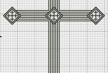 religious themed cross stitch patterns