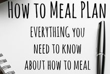 Meal Planning Ideas / Meal planning is a great way to get control of your food budget and ensure you have a good range of meals. Most people plan weekly and try to budget their shopping around it. Learn meal planning tips, how to meal plan, what kind of dishes to add to a meal plan and how to handle unexpected changes to your plan #mealplanning #meal #planning #food