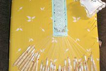 pillows, almohadillas / for bobbin lace