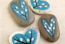 Rock Art / Things I'd like to try on rocks