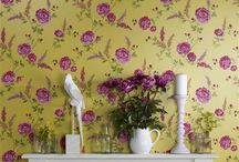 Wonder Walls / From designer wallpaper to picture frame arrangements - discover walls that will fill you with wonder... / by ACHICA