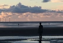 Another Place by Antony Gormley