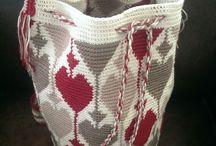 häkeln: Tapestry