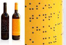 Wine bottle design  / bottles that I like