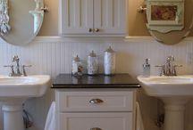 Bathroom ideas / by Jill Parsons