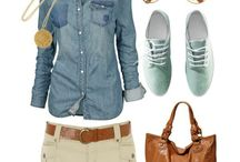 Week end - day- Summer outfits