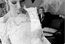 * Noiva / Vestido de Noiva, Penteados, Buquês, Daminhas.