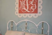 Monogram Stuff / by Cherie Griffin