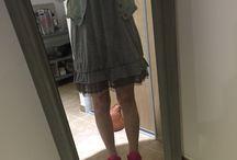 Mes tenues de jour , ma mode a moi
