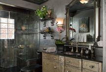 architectural interior_bathroom