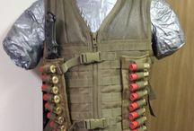 Custom Gear Replica Gear Costume Cosplay / We have applied our experience with custom tactical gear and have made this gear upon request.
