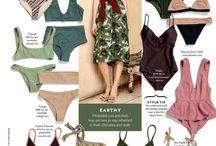 Bathing suit / bikini / bañadores