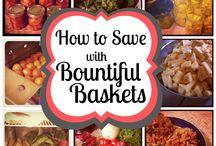 Bountiful Baskets / by Susan Haney