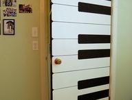 Music Studio / by Dee