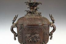 Antique Asian Bronze