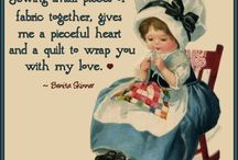 Quilts/Quilting / by Mollie Perrot