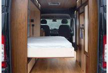 Camping/bus/van