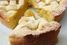 Crostata cuor di mele