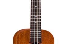 Ukulele / musical instrument / by Elaine