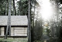 Cabin / by Anne Fossmo