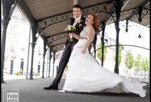 Bruidsjurk / Bruidsjurk, trouwjurk, weddingdress