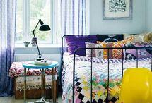 bedroom revamp / by Leah Caprio