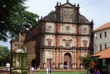 Churches in Goa  / Goa is not merely a destination, it is an experience. Goa is known for its beautiful churches. Here, have a look famous churches in Goa