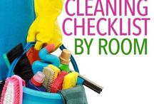 Cleaning / Tips and advices for a clean house, every day!