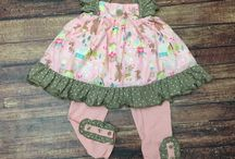 Girls Clothing by Madeline Kate