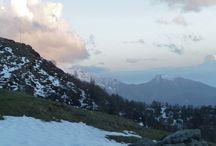 Alpe Deleguaggio - aprile / #hiking #trekking #mountain