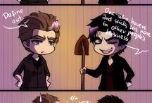 Cute vampire diaries