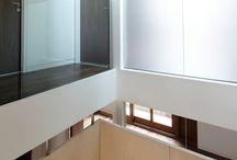 Sklejka i schody
