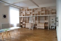 AKI shelving system / by jan bourquin