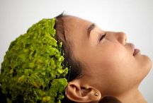 Hair and skin naturally / How to take care of yourself naturally