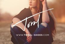 TORAL Shootings / We prepare the models and shoes for different collections. Do you want to know how is our work-mode?