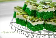 Ciasta z kiwi